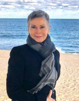 Julie Maloney, founder, Women Reading Aloud